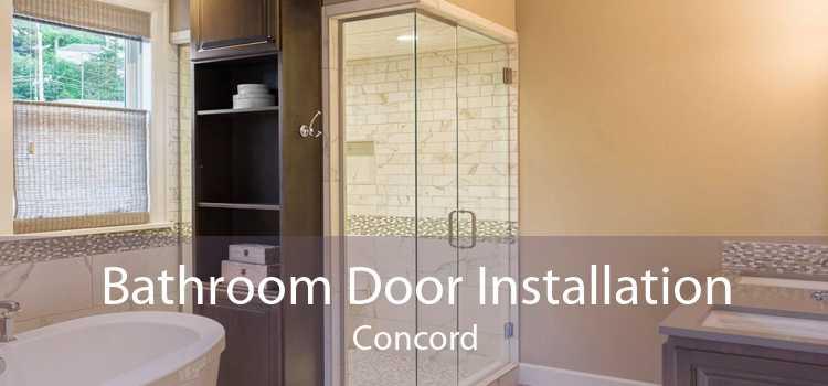 Bathroom Door Installation Concord