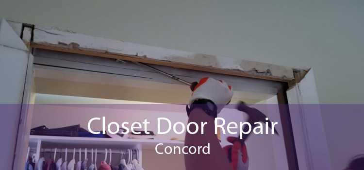 Closet Door Repair Concord