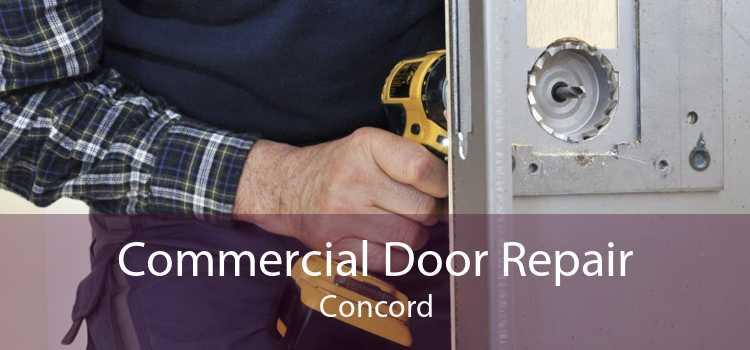 Commercial Door Repair Concord