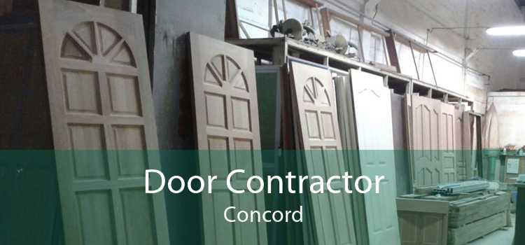 Door Contractor Concord