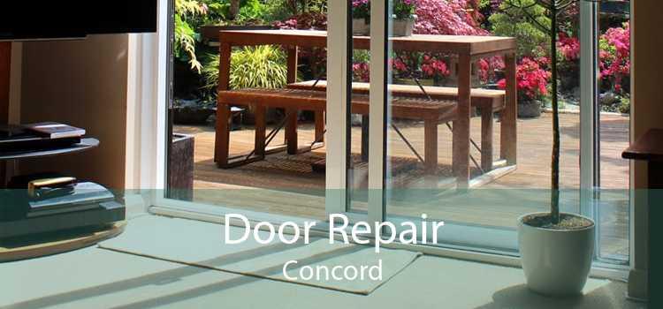 Door Repair Concord