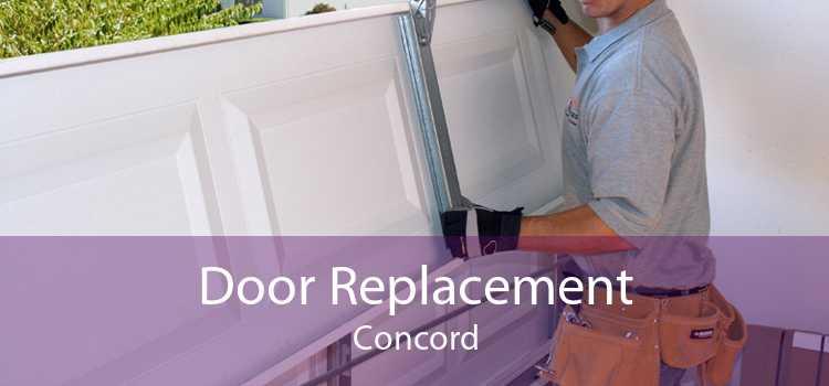 Door Replacement Concord