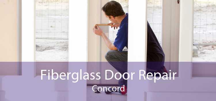 Fiberglass Door Repair Concord