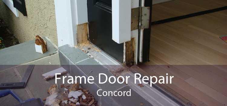 Frame Door Repair Concord