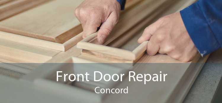 Front Door Repair Concord