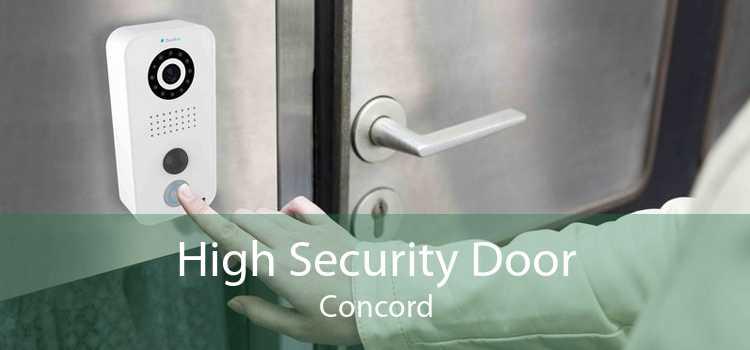 High Security Door Concord