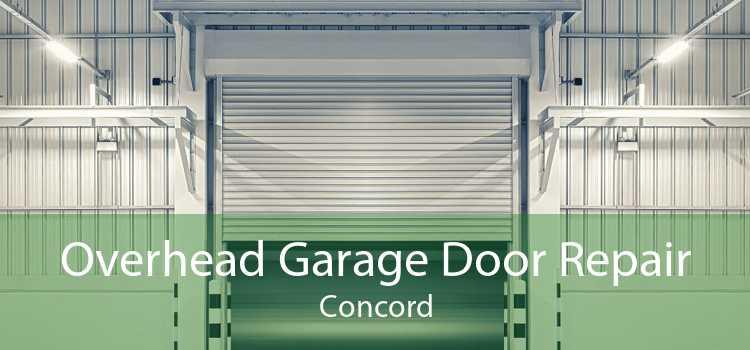 Overhead Garage Door Repair Concord