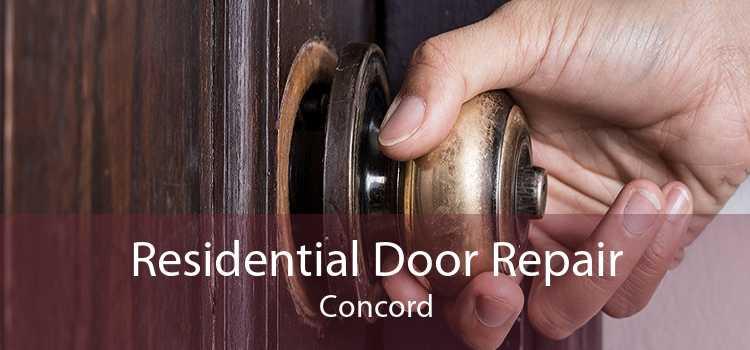 Residential Door Repair Concord