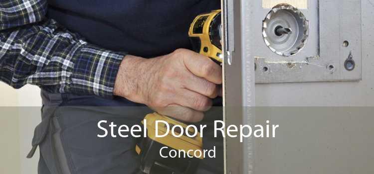 Steel Door Repair Concord